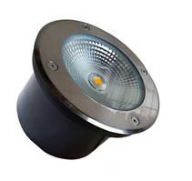 Грунтовый 30W тротуарный светодиодный светильник Ecolend  AC65-265V
