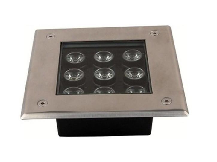 Грунтовый тротуарный  светодиодный светильник Ecolend 9W AC65-265V