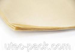 Бумага подпергамент для пиццы, порезка на формат 420мм*600мм