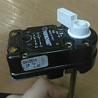 Термостат бойлера с флажком L-270, Италия, 20А, овал, +защита