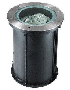 Грунтовый тротуарный светодиодный светильник Ecolend 15W AC65-265V
