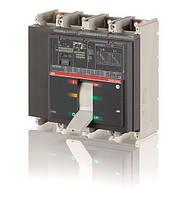 Выключатель автоматический ABB T7L 1600 PR332/P LI In=1600A 3p F F, 1SDA063061R1