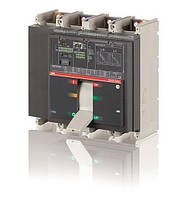 Выключатель автоматический ABB T7L 1600 PR332/P LSIRc In=1600A 3p F F, 1SDA063064R1
