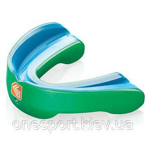 Капа Shock Doctor Gel Nano зелёный (код 179-48338)