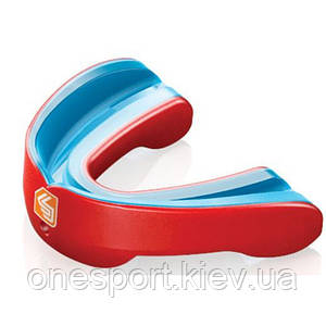 Капа Shock Doctor Gel Nano красный (код 179-48339)