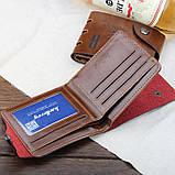 Мужской кошелек портмоне Baellerry Cowboy, фото 4