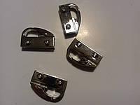 Карабины для барсетки, сумки  3,3 см / никель