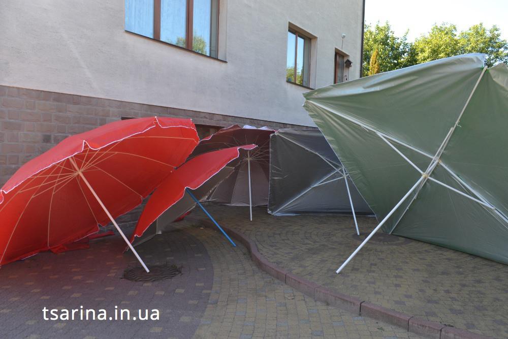 Торговые,садовые зонты 3м-600гр