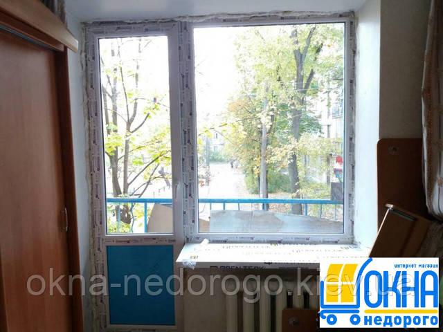 Заказать балконный блок в Киеве