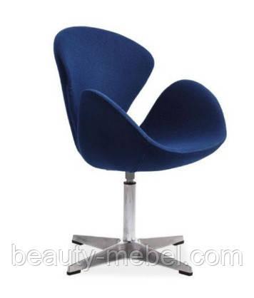Дизайнерское кресло Signal Devon, синий