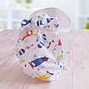 Вкладыш для новорожденных на завязках