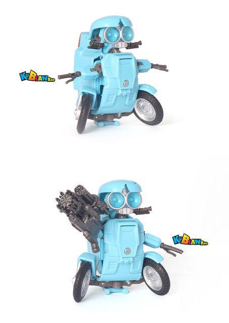 """Робот-трансформер Сквикс """"Трансформери 5"""""""