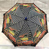 Зонтик Детский Тачки +свисток, фото 2