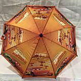 Зонтик Детский Тачки +свисток, фото 5