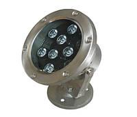 Подводный светодиодный светильник Ecolend 9W RGB, фото 1