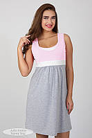 Нічна сорочка для вагітних і годуючих (ночная сорочка для беременных и  кормящих) SELA NW 47be08a9bee32