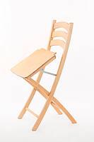 Стул раскладной BOOK Silla, цвет светлый бук