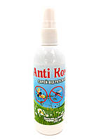 "Спрей ""Anti Комар"" от комаров, мух, клещей 100мл (Украина), фото 1"