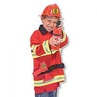 Костюм Пожарный на 3 года MelissaDoug MD4834 (код 182-49425)