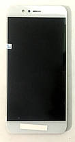 Модуль (сенсор+дисплей) для Huawei Nova 2 Plus white, фото 3