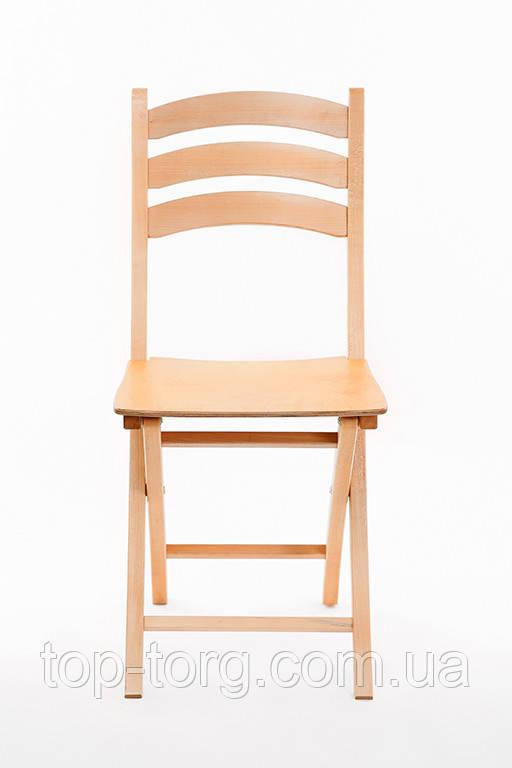 Стул Силла Silla в светлом цвете натуральный бук. Раскладные стулья для дома, дчи, конференций, торжетсвенных мероприятий, свадеб