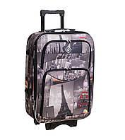 Дорожный чемодан на колесах Bonro Style City Большой