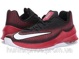 Мужские оригинальные кроссовки Nike Air Max Infuriate Low Red