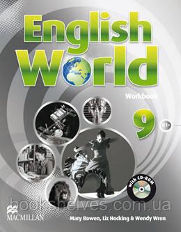 English World 9 WorkBook + CD-ROM
