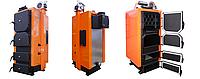 Универсальный твердотопливный котёл длительного горения HeatLine 10 kW от 50 до 100 кв м