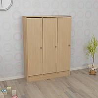 Шкаф детский трёхсекционный (920*250*1250h)