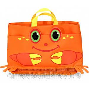 Clicker Crab Beach Tote Bag (Пляжная сумочка Мистер Краб) MelissaDoug MD6419 (код 182-49565)