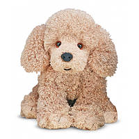 Permley Tan Poodle (Щенок Пуделя, 30 см) MelissaDoug MD7486 (код 182-49624)