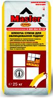 Клей для плитки Master Plitopol (Мастер Плитопол) 25кг