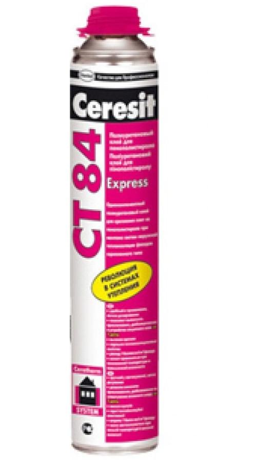 Клей для пенополистирола Ceresit CT 84 (Церезит)