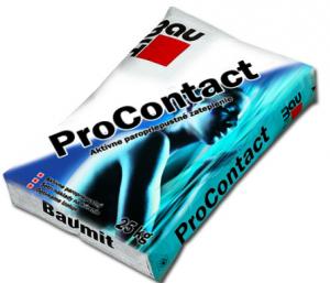 Клей для утеплителя Baumit ProContact (Баумит ПроКонтакт) 25кг