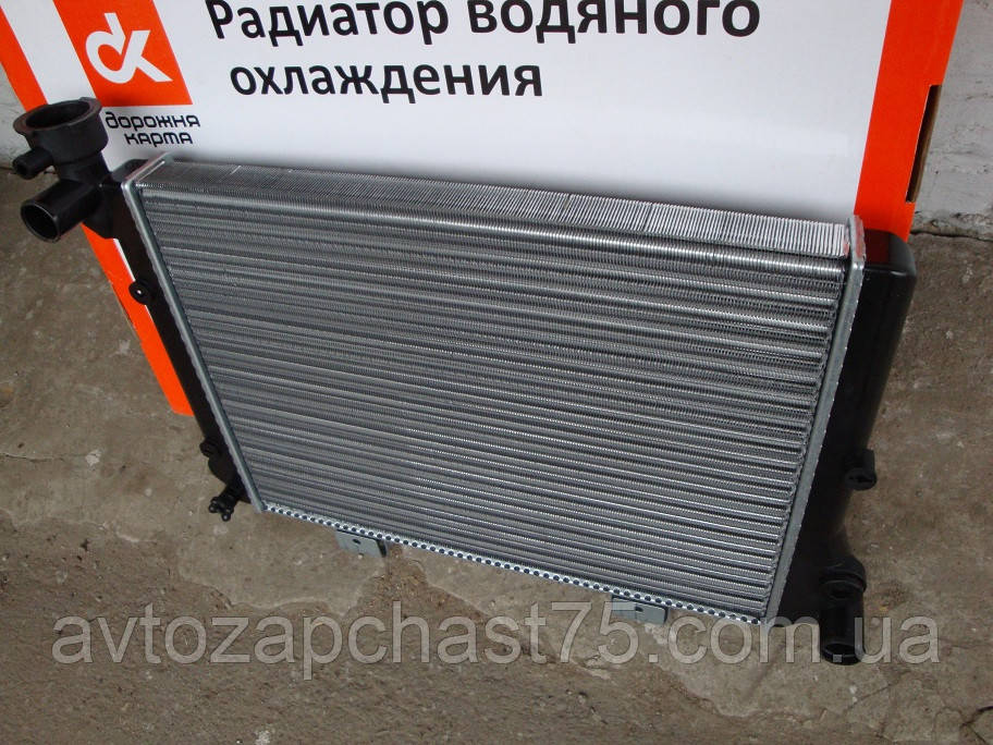 ваз 2106 фото радиатор