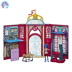 Игровой набор My Little Pony девочки Эквестрии школа Кантерлот Equestria Girls Canterlot High Playset