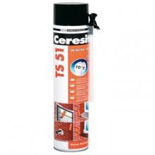 Монтажная пена Ceresit TS-51 (Церезит) 750мл