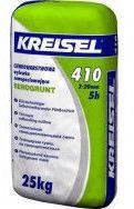 Самовыравнивающееся смесь для пола Kreisel 410 (Крайзель) 2-20мм 25кг