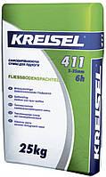 Самовыравнивающееся смесь для пола Kreisel 411 (Крайзель) 5-35мм 25кг