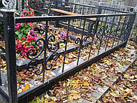 Оградка на кладбище арт.ок 21