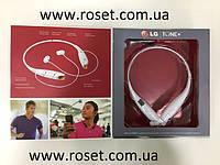 Беспроводные bluetooth наушники LG Tone +