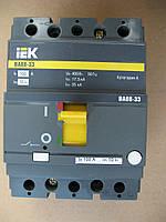 Выключатель автоматический ВА 88-33 80 А, фото 1