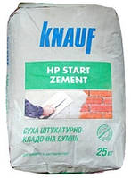 Штукатурка цементная Knauf HP Start Zement (Кнауф Старт Цемент) 25кг