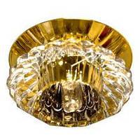 Светильник галогенный Точка Света CR 091 G-Cl, золото (G6, 35W)