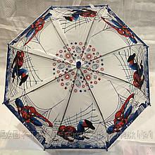 Дитячі парасольку СпайдерМен оптом