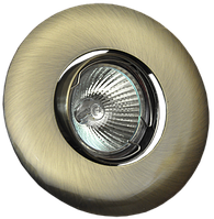 Светильник Точка Света LP 21 AB (бронза, 50Вт)