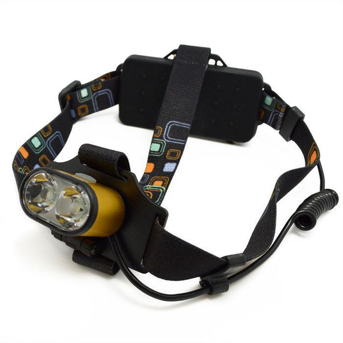 Налобний ліхтарик LED Headlamp HL-K28
