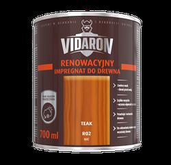 Реноваційний Імпрегнат  R01 Vidaron вибілений дуб  0,7л