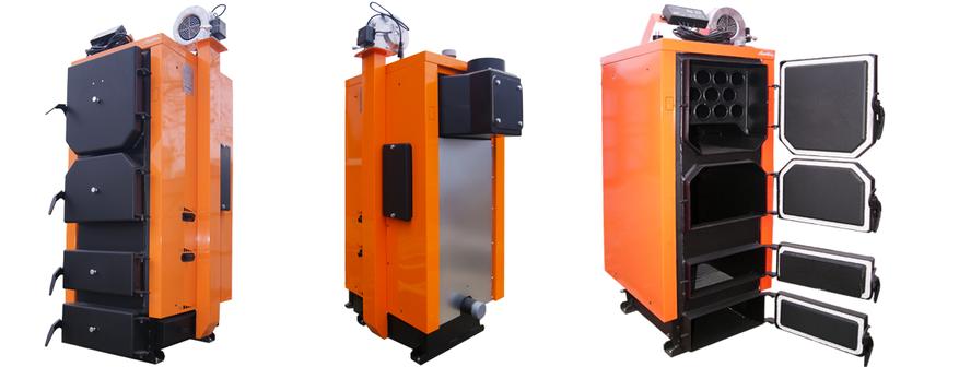 Универсальный котел HeatLine 65 kW от 500 до 650 кв м, фото 2